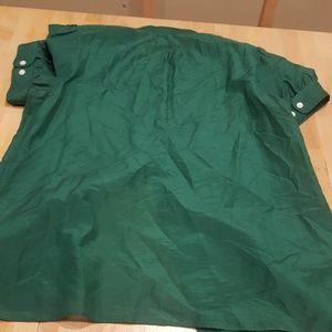 Banana Republic Tops - Green professional women's blouse